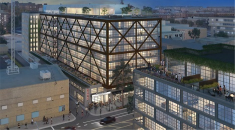JBG's Atlantic Plumbing Mixed-Use Development (photo courtesy of JBG)